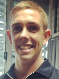 Josh Manvell physiotherapist