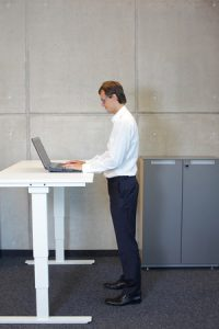 Newcastle physiotherapy standing desk
